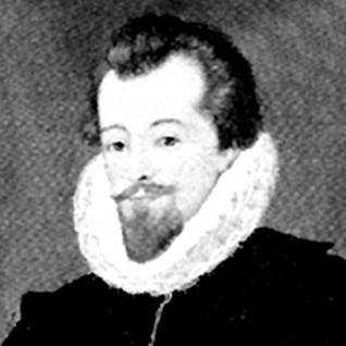 John Dowland miniature