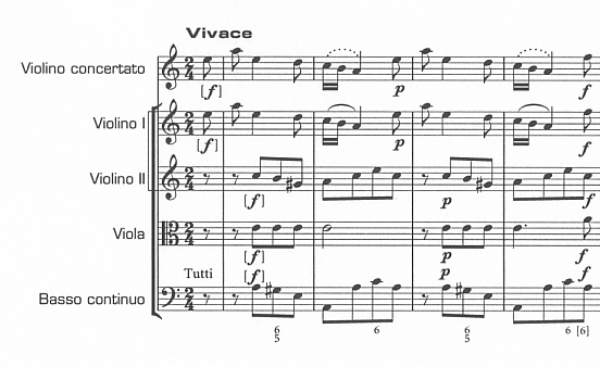 Valentini (from HH27, Vivace)