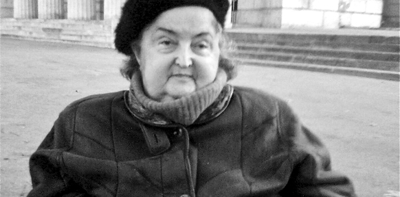Luna Alcalay portrait