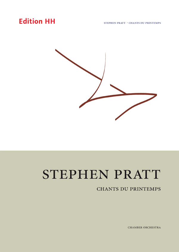 Pratt, Stephen: Chants du Printemps