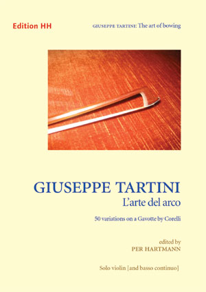 Tartini, Giuseppe: Art of bowing