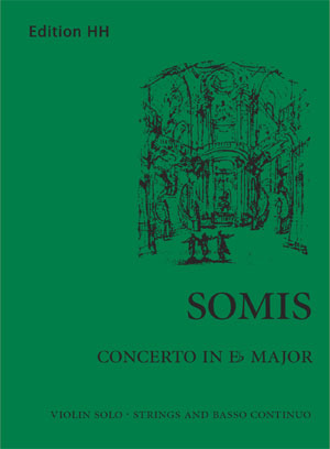 Somis, Lorenzo: Concerto in E flat major