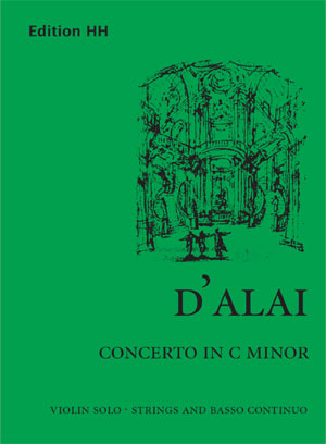 D'Alai, Mauro: Concerto in C minor