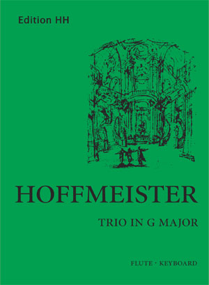 Hoffmeister, Franz Anton: Trio in G major