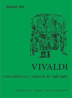 Vivaldi, Antonio: Concerto in C minor
