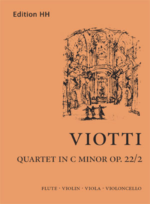 Viotti, Giovanni Battista: Quartet in C minor