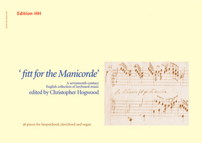 Various Composers: fitt for the Manicorde