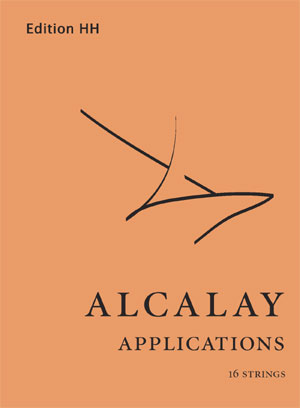 Alcalay, Luna: Applications for strings