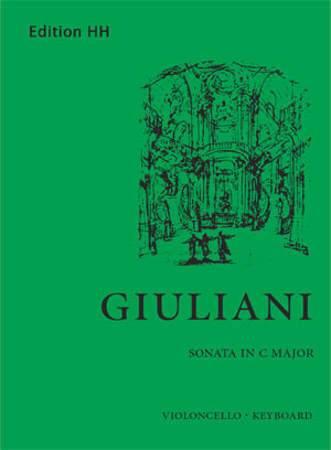 Giuliani, Giovanni: Sonata in C major