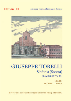 Torelli, Giuseppe: Sinfonia (Sonata) in A major