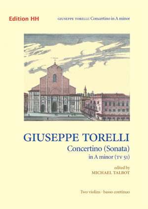 Torelli, Giuseppe: Concertino (Sonata) in A minor