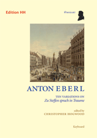 Eberl, Anton: Ten Variations