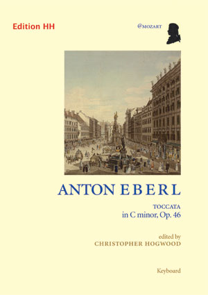 Eberl, Anton: Toccata in C minor, Op. 46