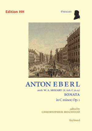 Eberl, Anton: Sonata in C minor