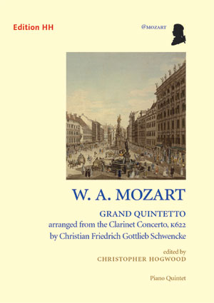 Mozart, W. A.: Grand Quintetto after K622