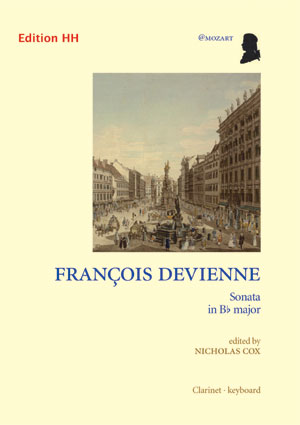 Devienne, François: Sonata in B flat major