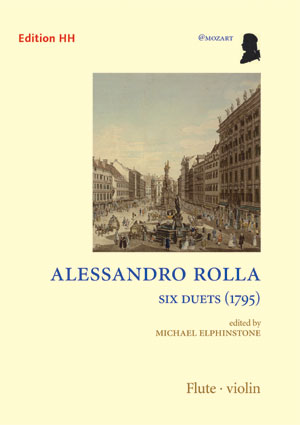 Rolla, Alessandro: Six Duets (1795)