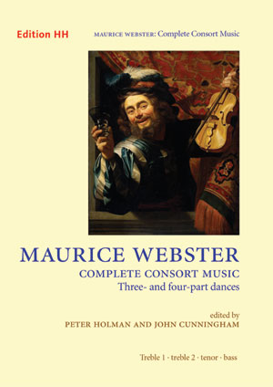 Webster, Maurice; Complete Consort Music