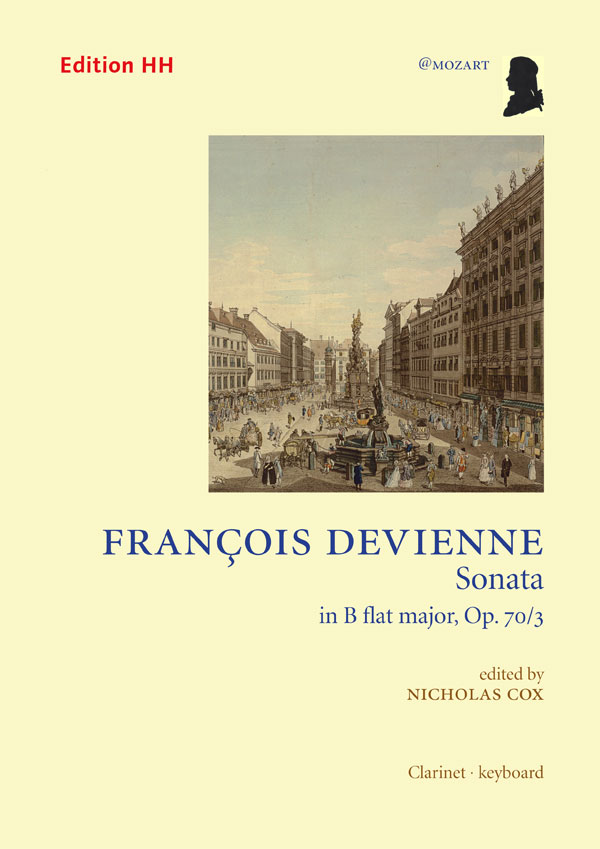 Devienne, François: Sonata in B flat major, Op. 70/3