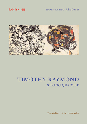 Raymond, Timothy: String Quartet
