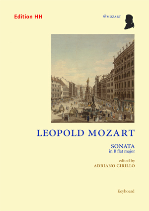 Mozart, Leopold: Sonata in B flat major