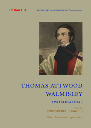 Walmisley, Thomas A.: Two sonatinas