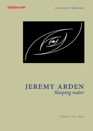 Arden, Jeremy: Sleeping water