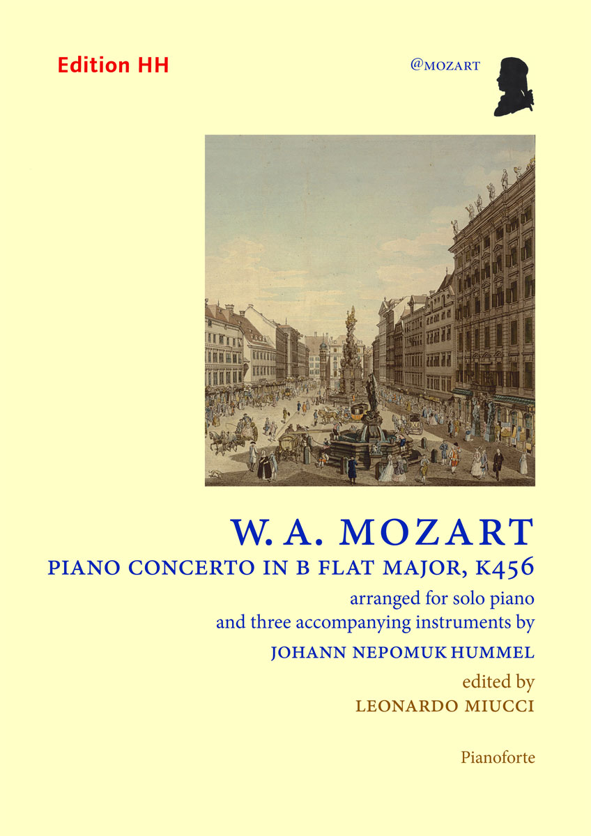 Mozart/Hummel: Piano Concerto in B flat major, K456