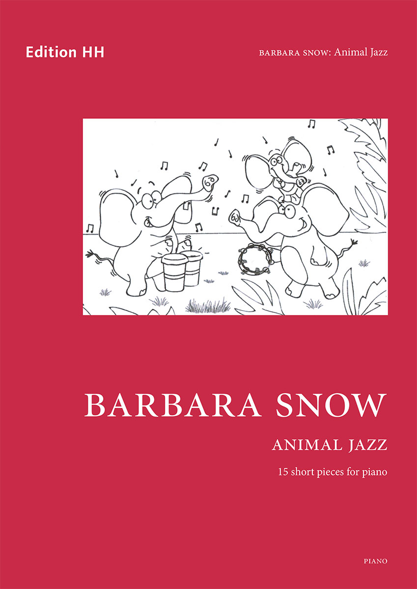 Snow, Barbara: Animal Jazz