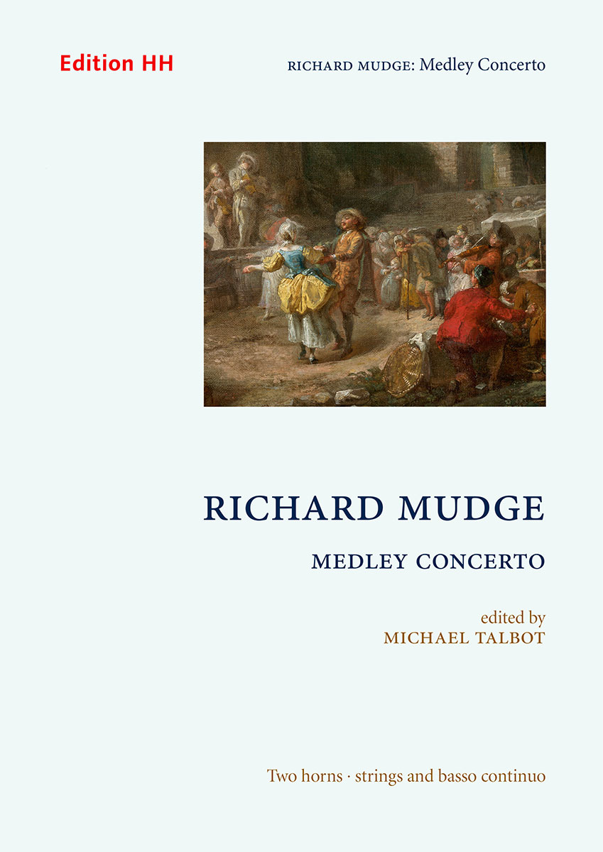 Mudge, Richard: Medley Concerto