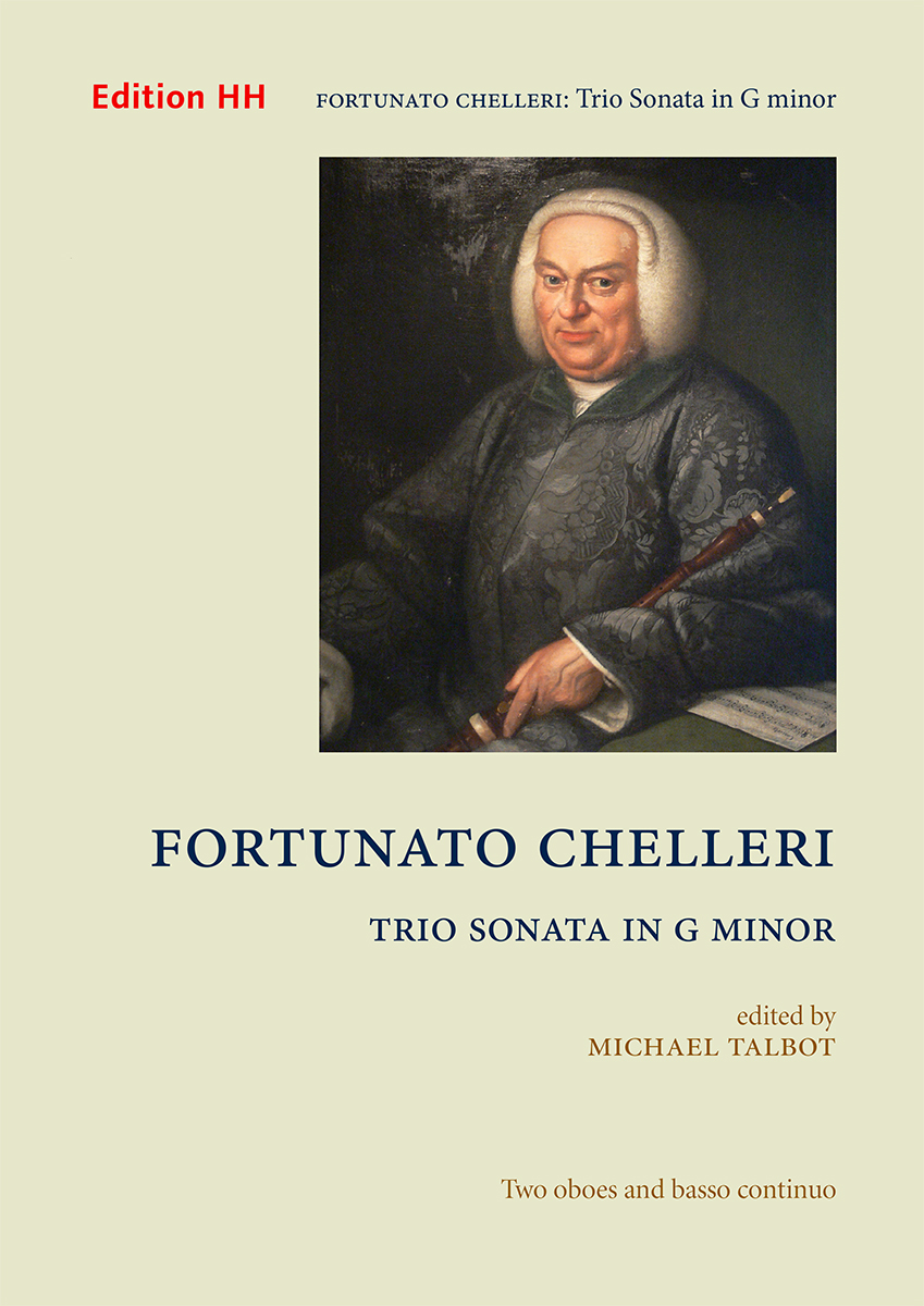 Chelleri, Fortunato: Trio Sonata in G minor