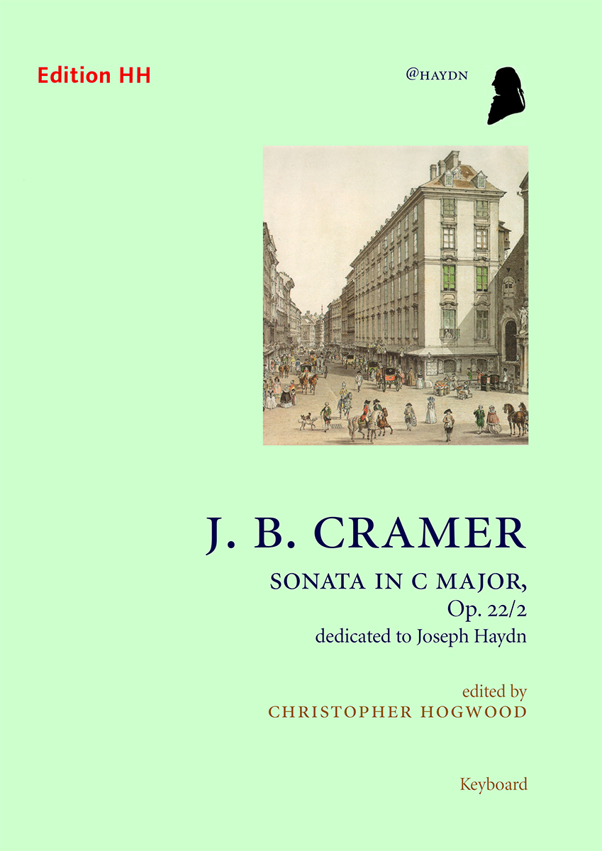 Cramer, Johann Baptist: Sonata in C major, Op. 22/2