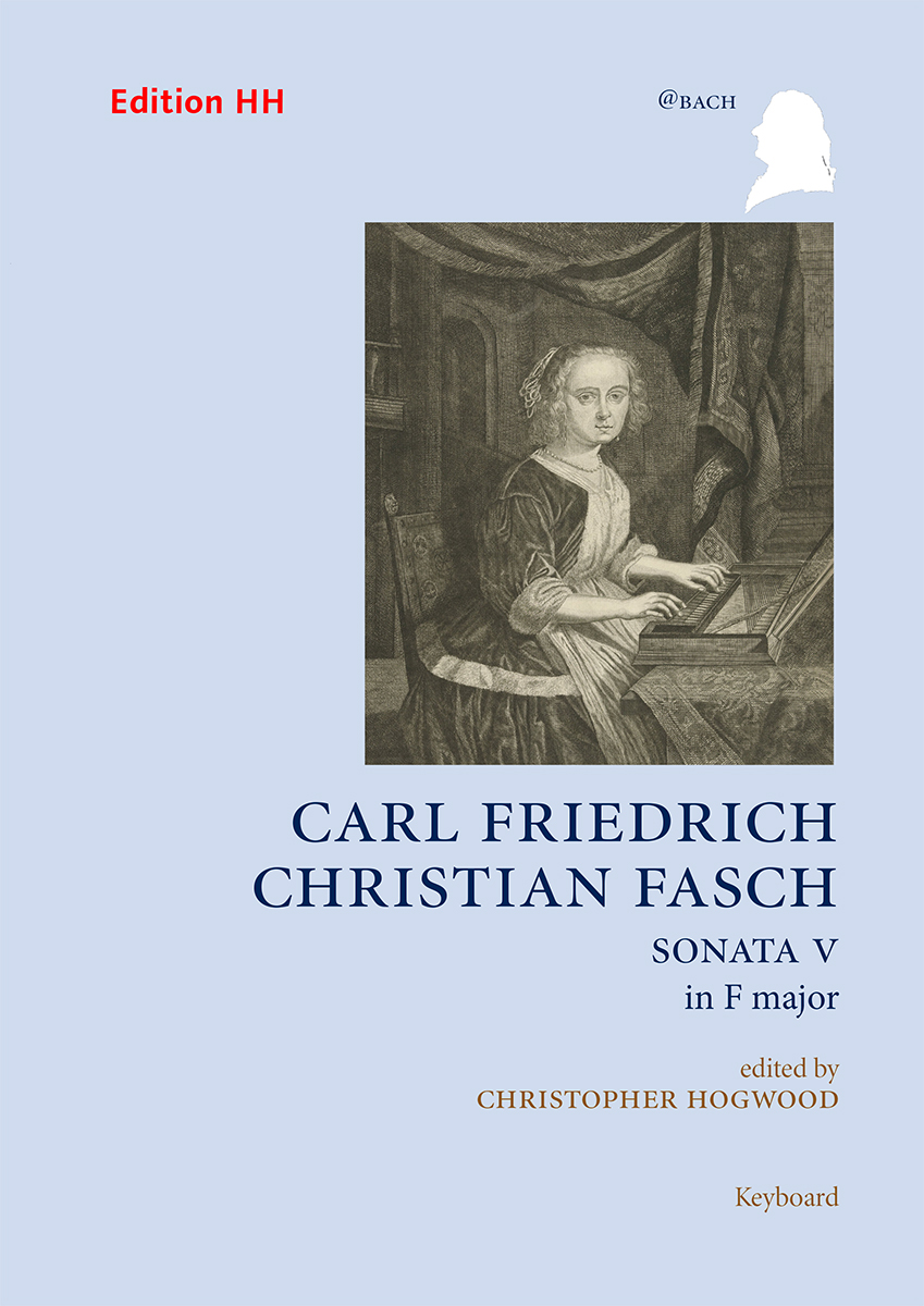 Fasch, Carl F. C.: Sonata in F major