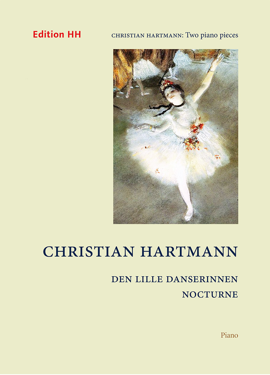 Hartmann, Christian: Two piano pieces