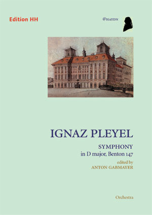 Pleyel, Ignaz: Symphony in D major