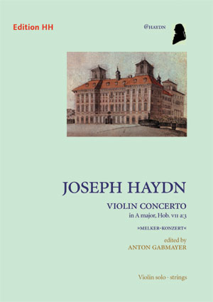 Haydn, Joseph: Violin concerto in A major