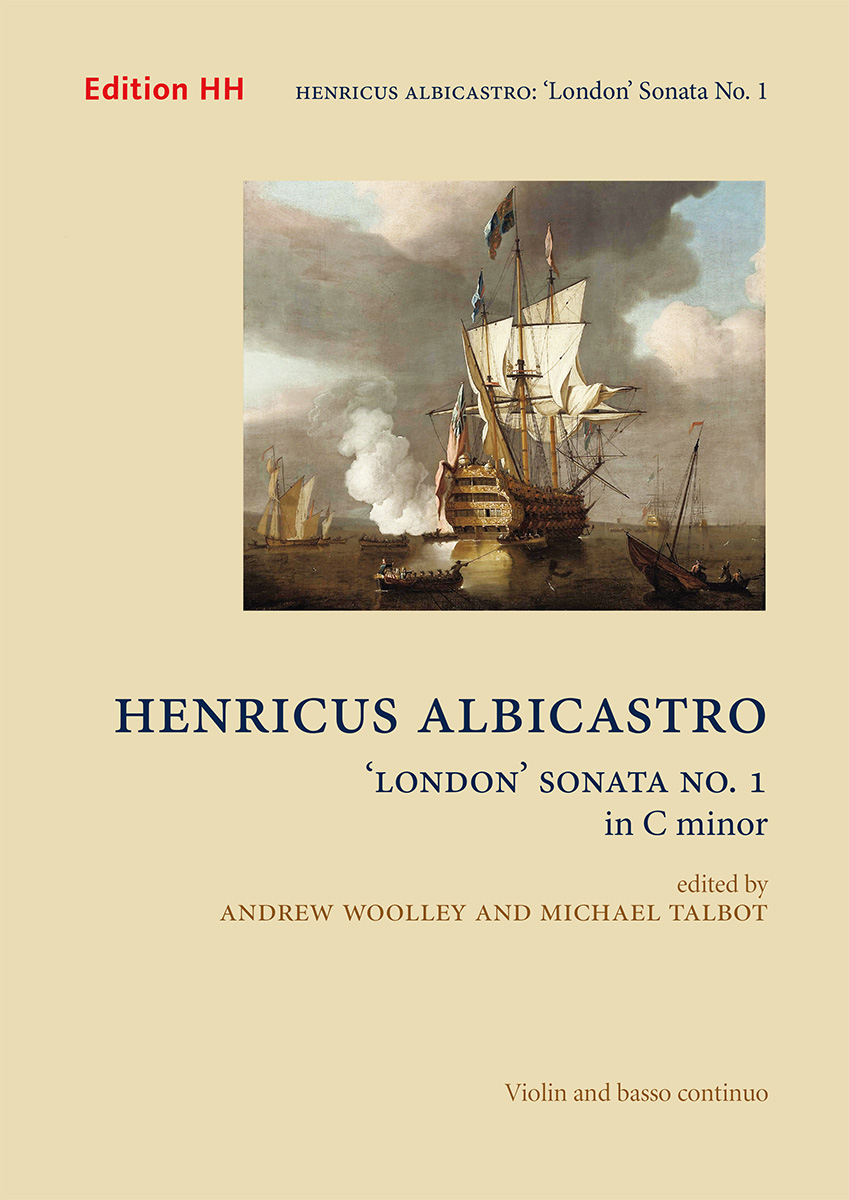 Albicastro, Henricus: 'London' Sonata No. 1 in C minor