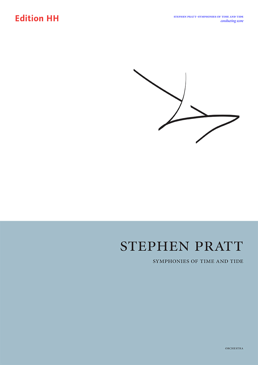 Pratt, Stephen: Symphonies of Time and Tide