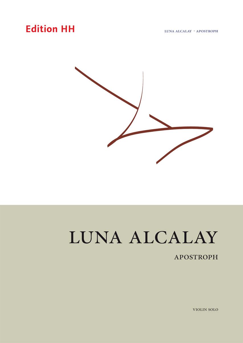 Alcalay, Luna: Apostroph