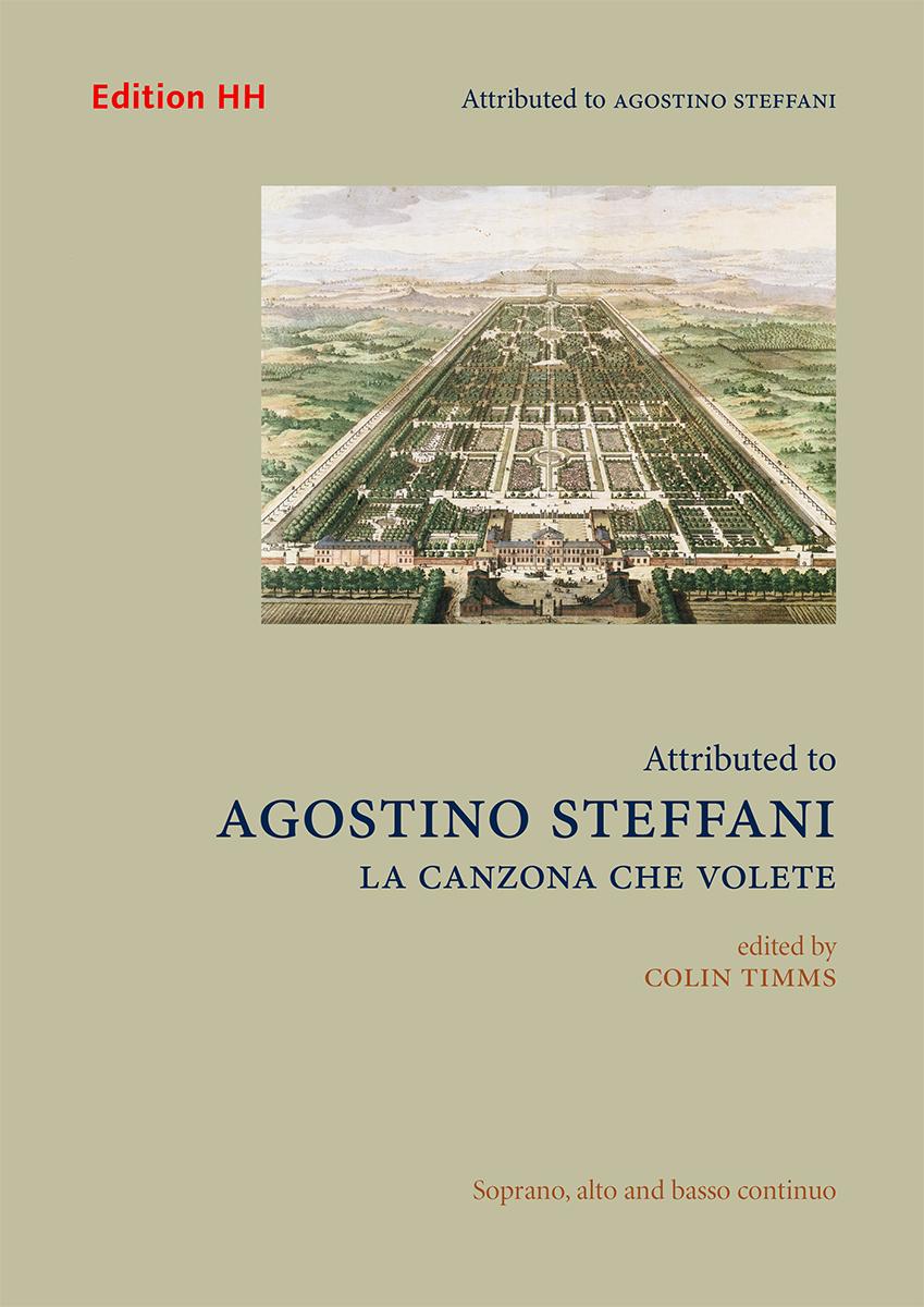 Steffani, Agostino (attr.), La canzona che volete