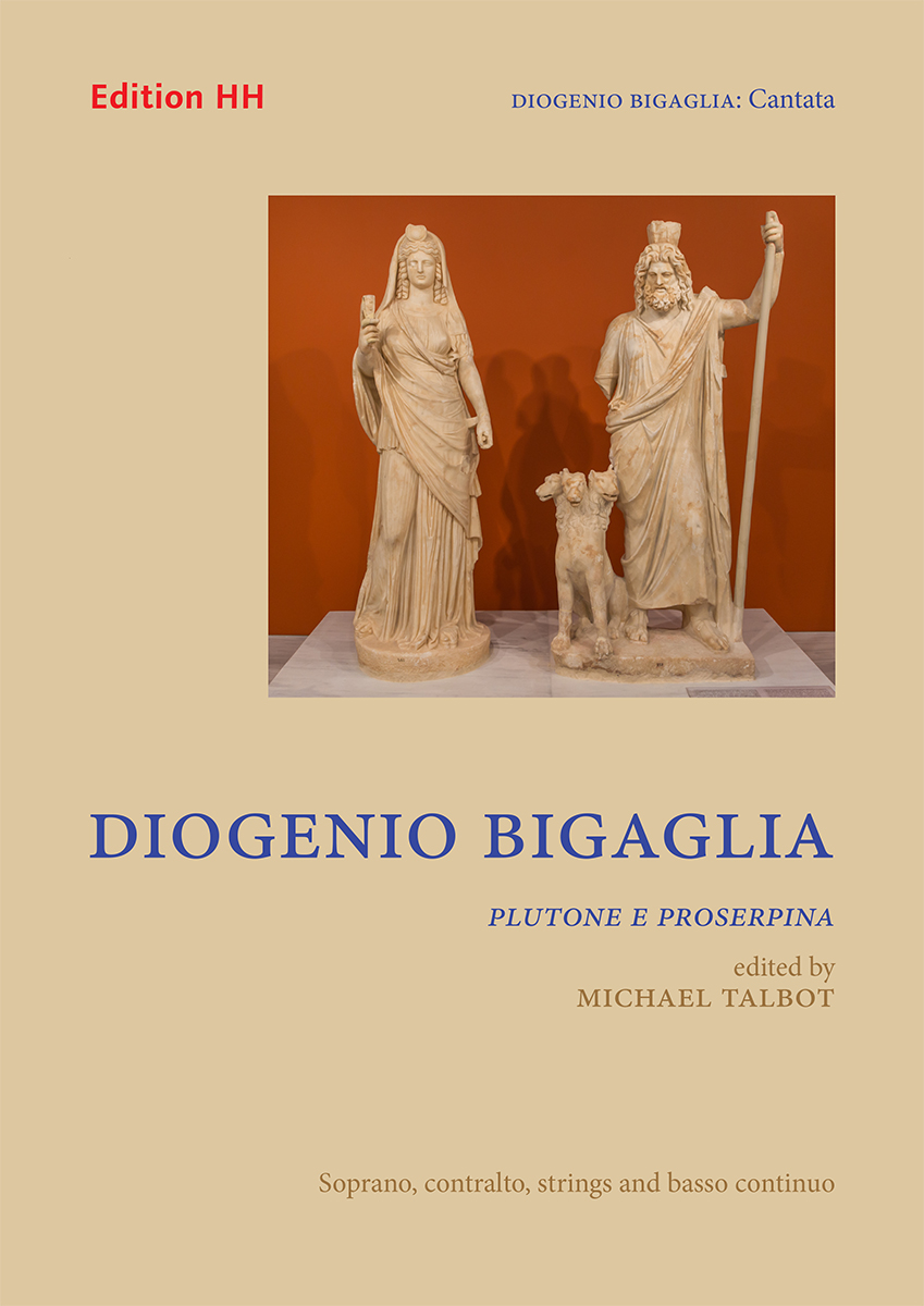 Bigaglia, Diogenio: Plutone e Proserpina