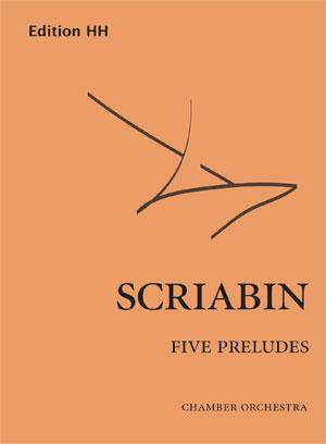 Scriabin, Alexander: Five Preludes