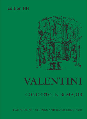 Valentini Concerto in B flat major