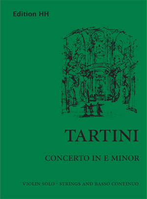 Tartini, Giuseppe: Concerto in E minor (D.55)