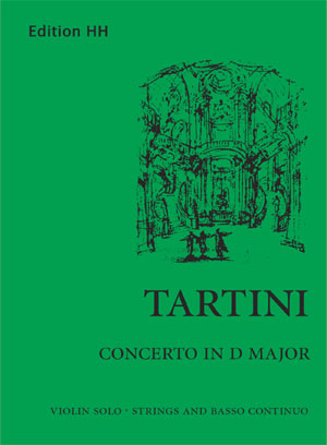 Tartini, Giuseppe: Concerto in D major (D.42)