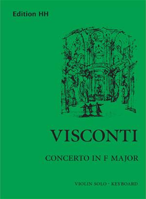 Visconti, Gasparo: Concerto in F major