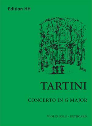 Tartini, Giuseppe: Concerto in G major (D.82)