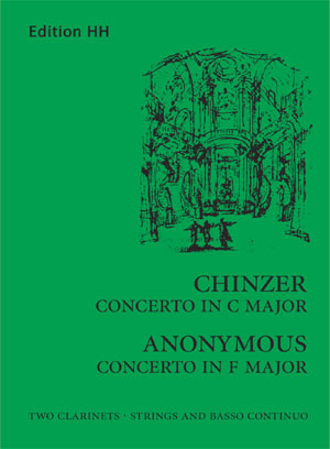 Chinzer, Giovanni/Anon:Concertos in Fmajor/C major