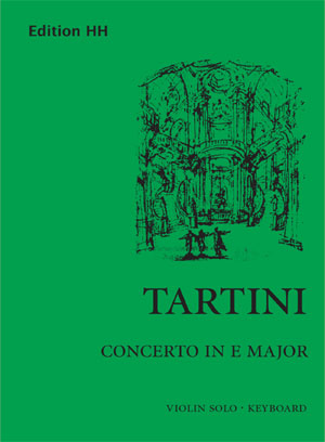 Tartini, Giuseppe: Concerto in E major (D.48)