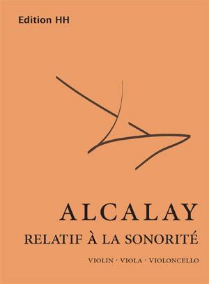 Alcalay, Luna: relatif à la sonorité
